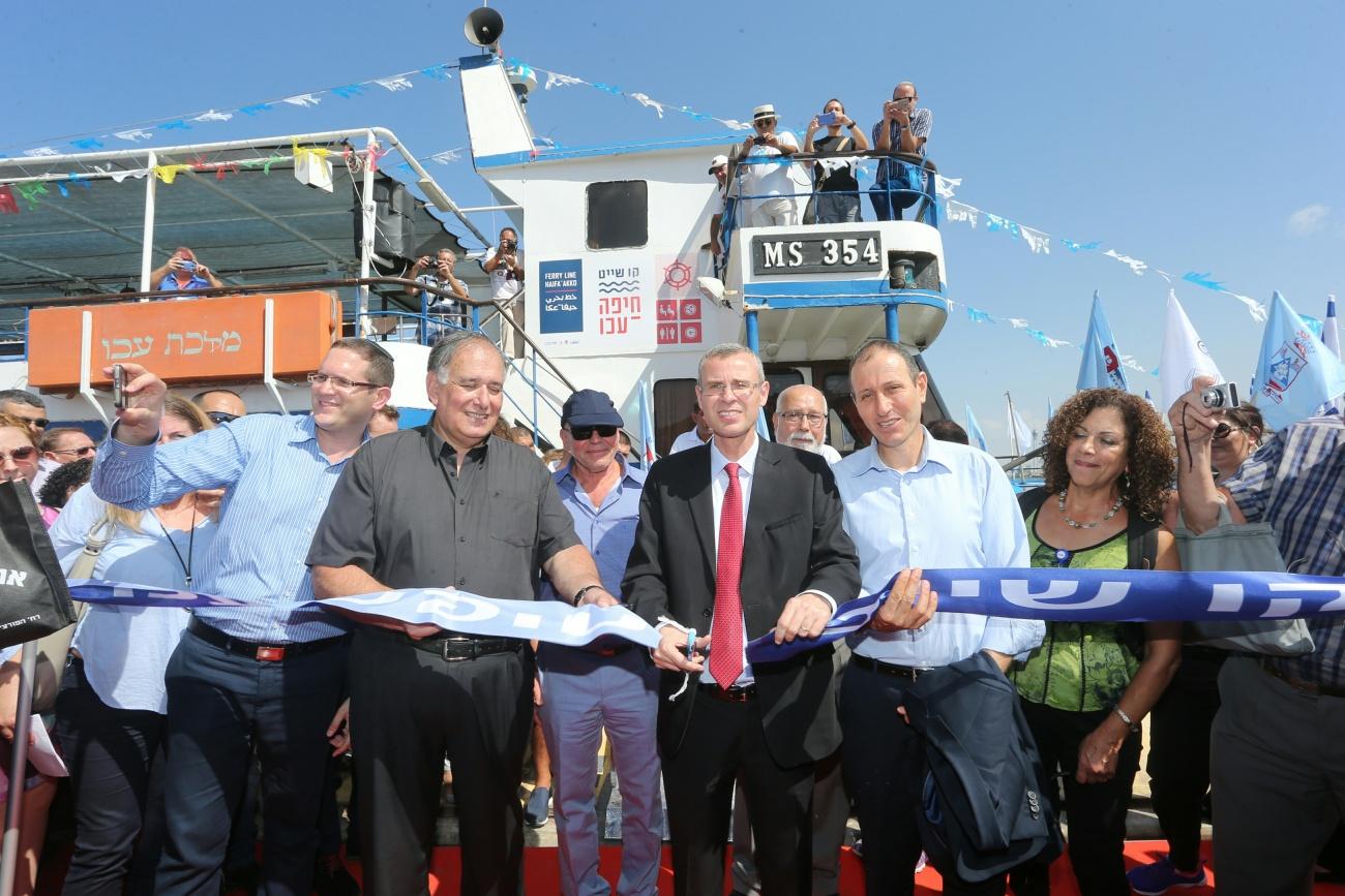 Новый круизный маршрут в Израиле: Хайфа – Акко – Хайфа