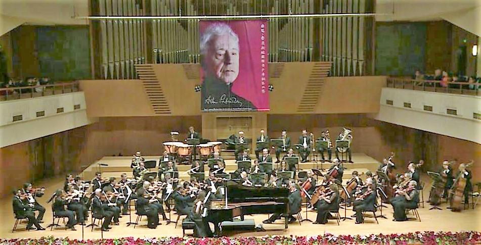 Пекинские гастроли израильского оркестра