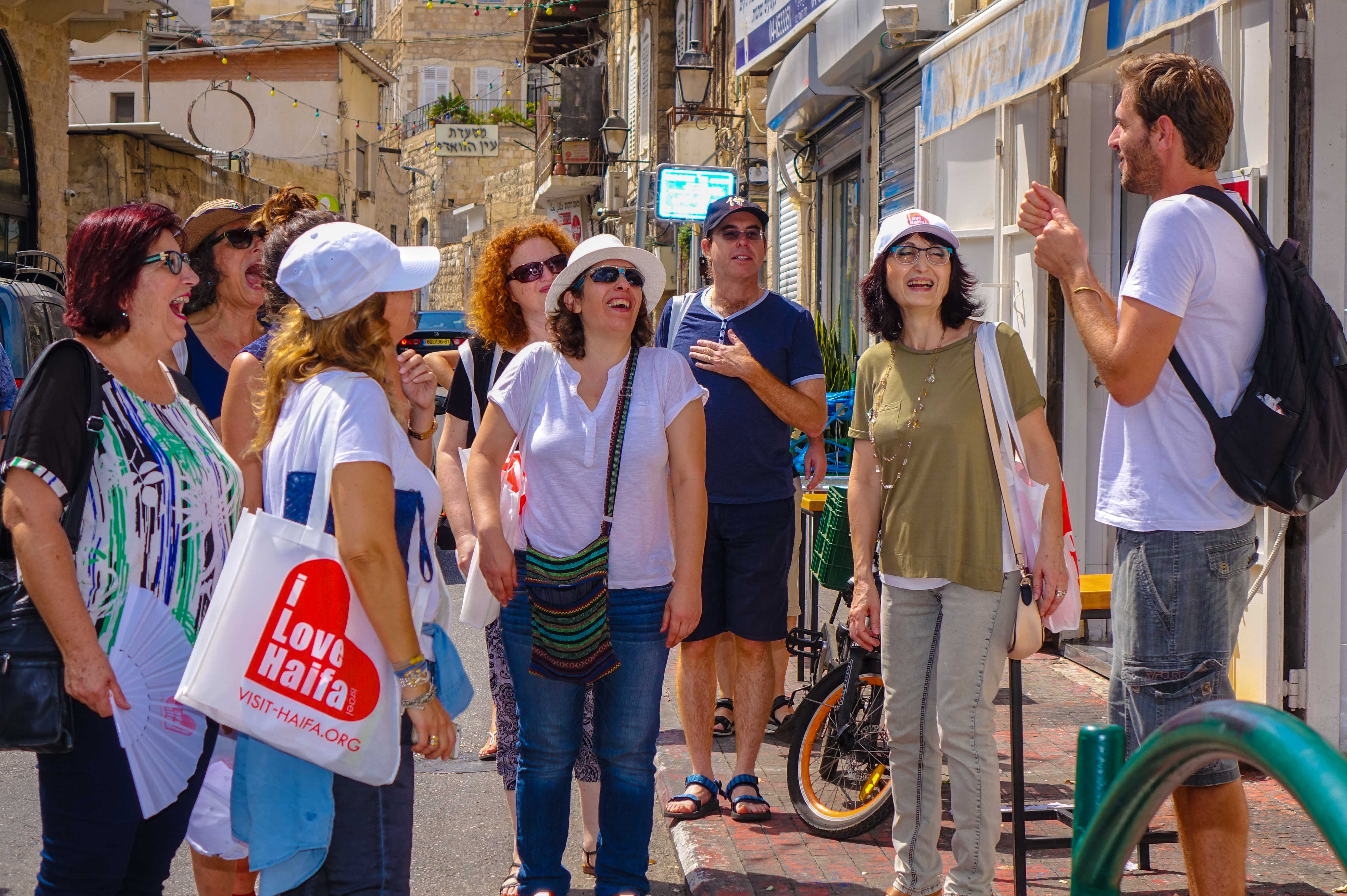 Суккот – отдыхаем в Хайфе