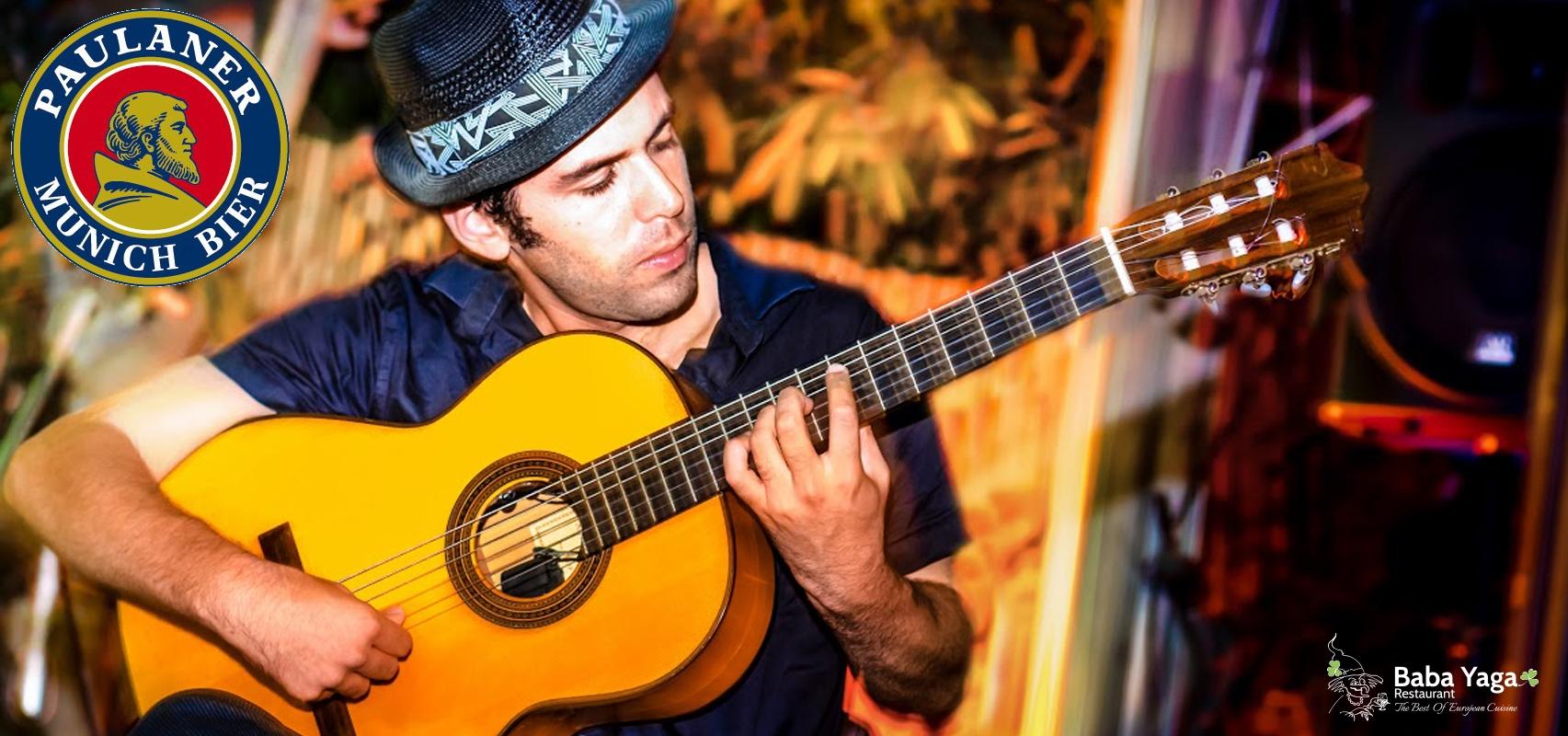 Фестиваль джаза и алкоголя в ресторане Баба Яга