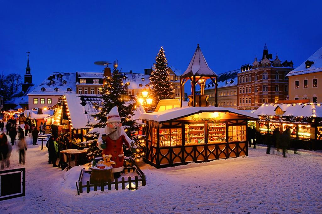 Сказочные города, ароматный глинтвейн и рождественские ярмарки – новый новогодний круиз по Рейну на русском языке!