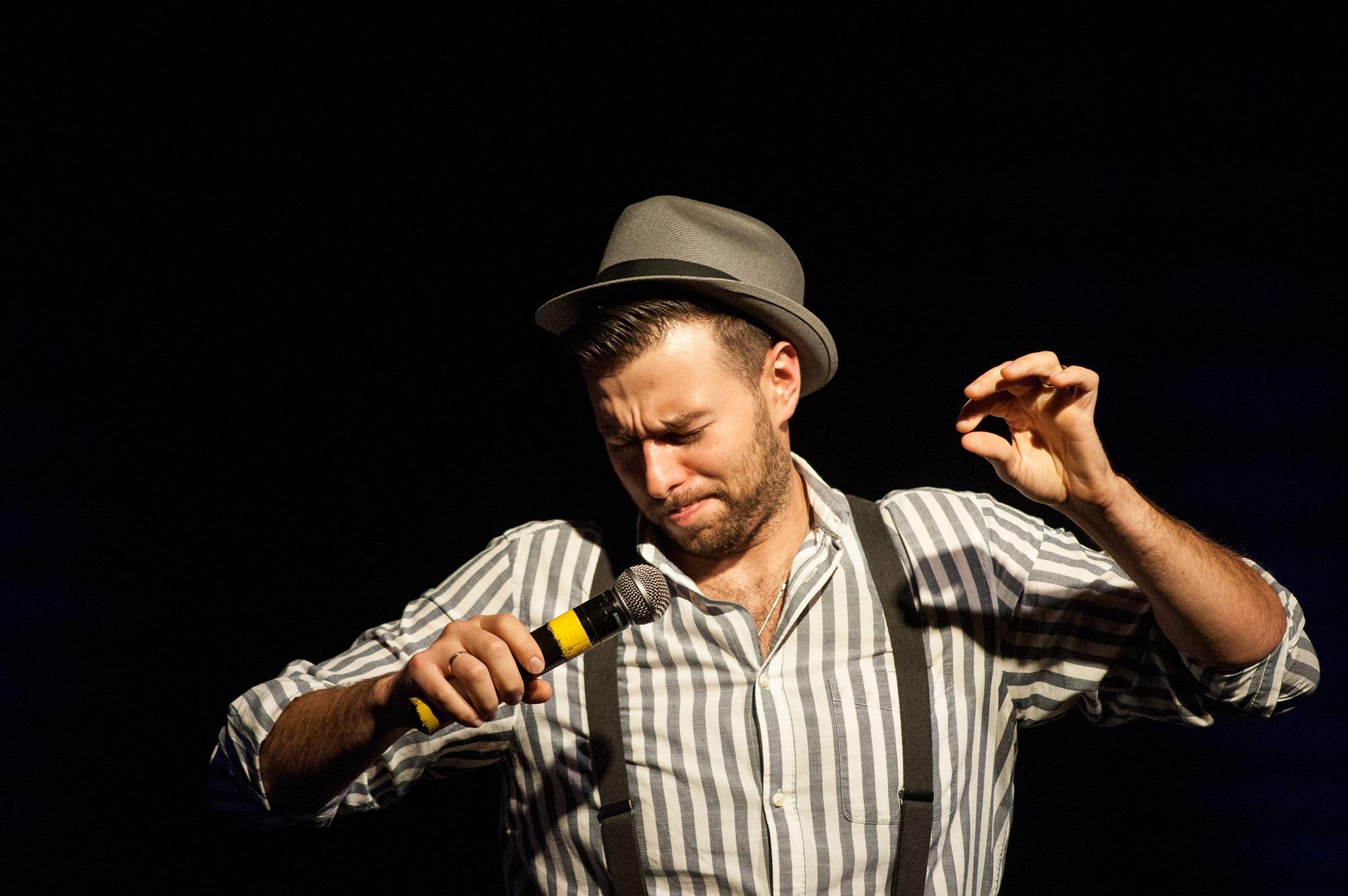 7-й Фестиваль современного еврейского искусства «Шолом Алейхем». Еврейские гангстеры: истории в музыке