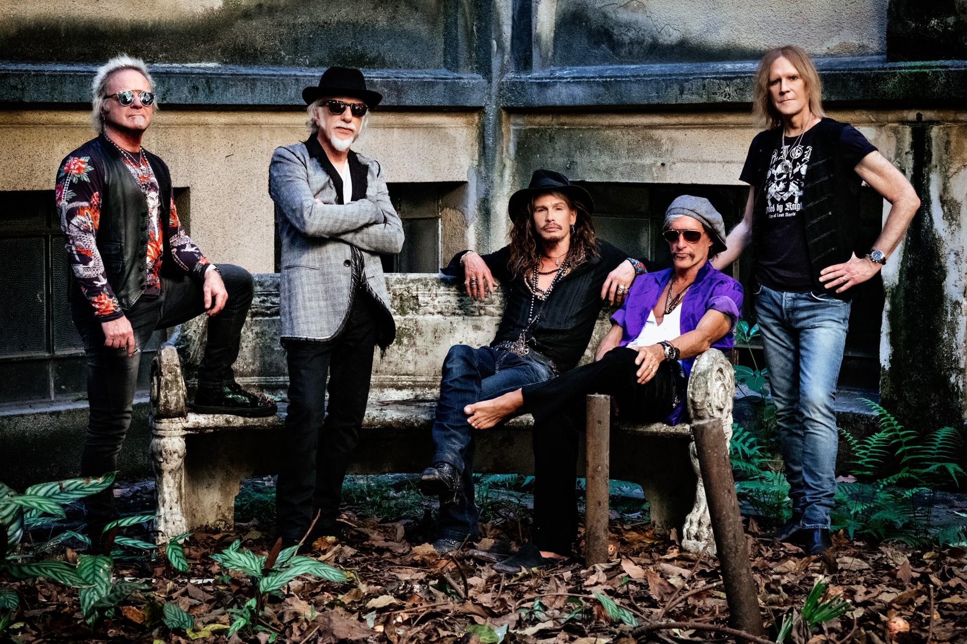 Легендарная рок-группа Aerosmith выступит в Израиле
