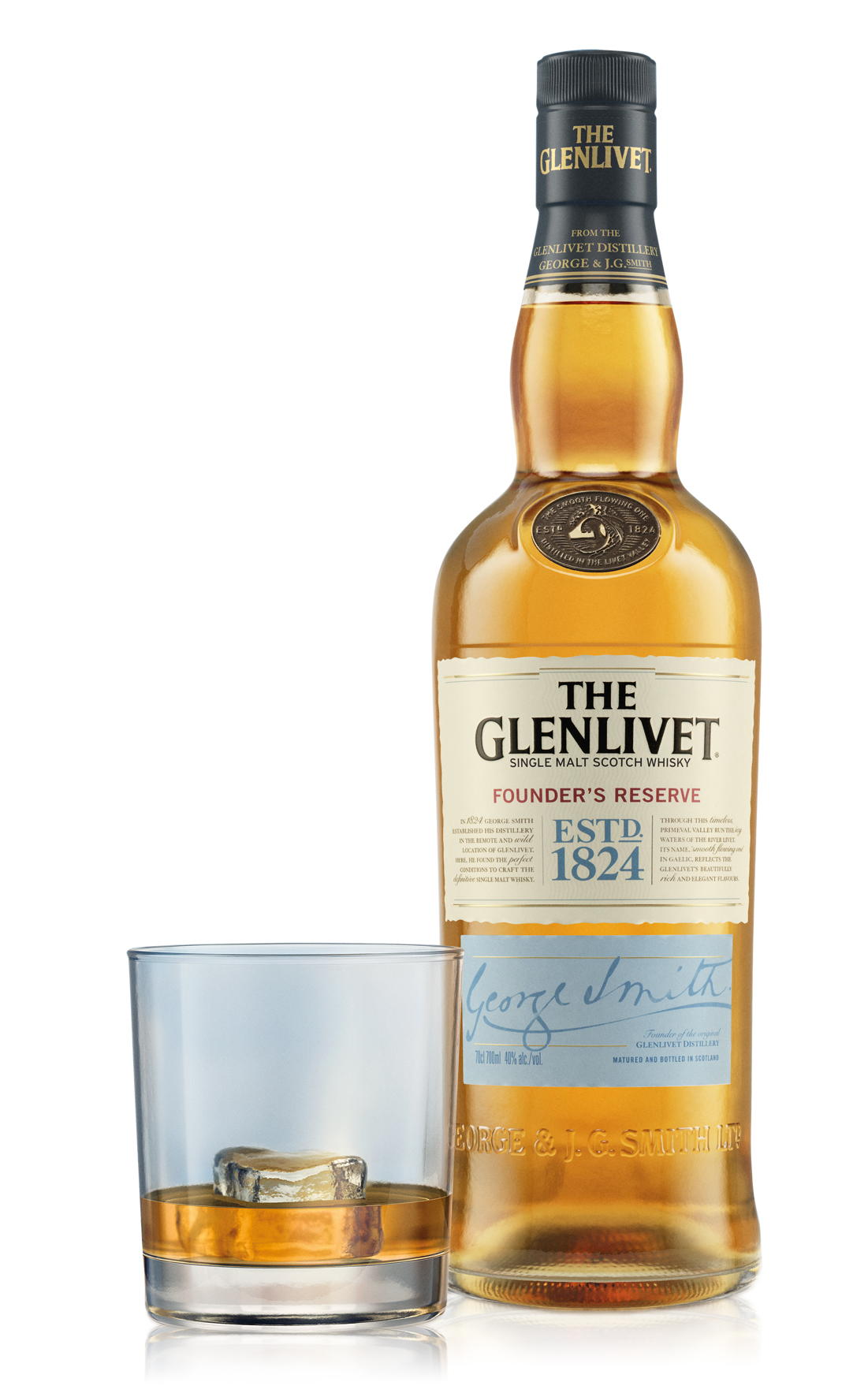 Виски The Glenlivet