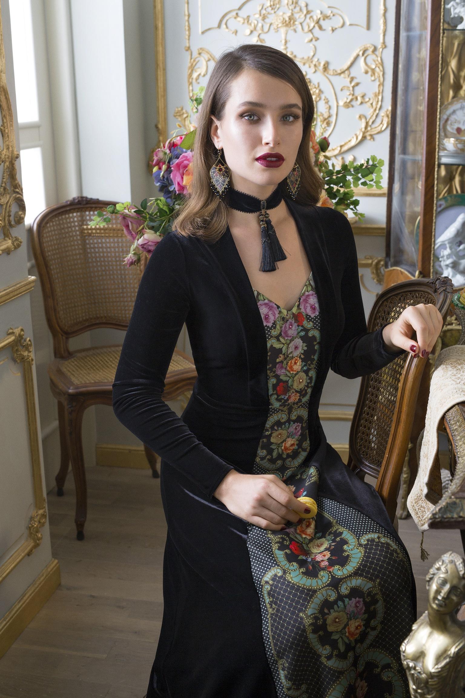 Модный элемент: 5 правил ношения чокера от звезд Голливуда