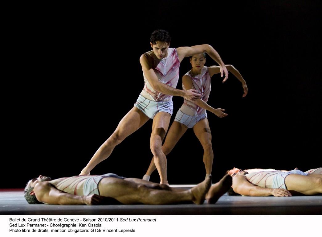 Ballet du Grand Théâtre de Genève представляет: «Lux» и «Glory» из Женевы. Противоречия света и тьмы