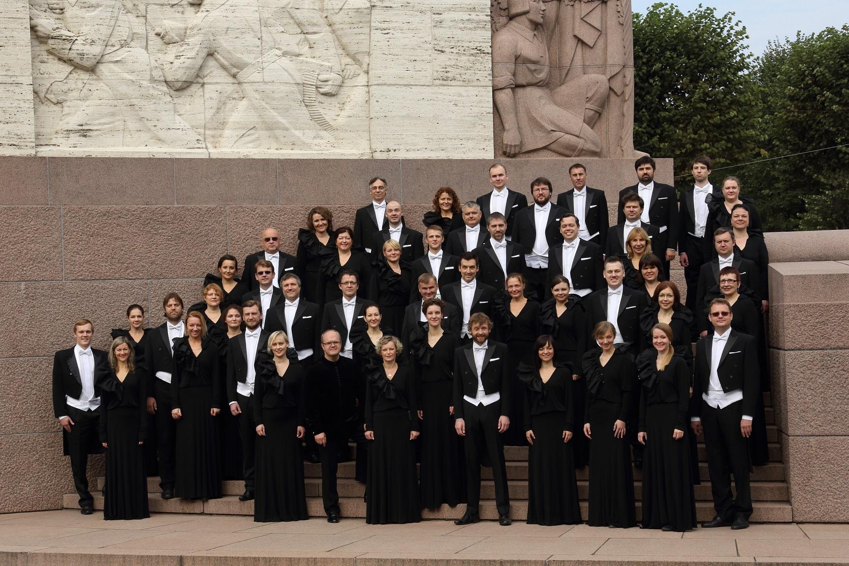 Латвийский государственный хор исполнит «Реквием» Верди