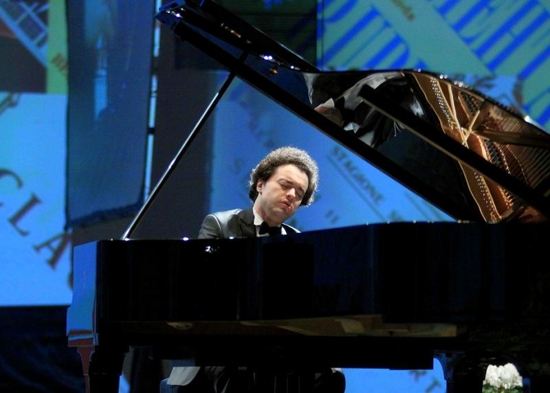 Евгений Кисин в честь 80-летия Израильского Филармонического оркестра
