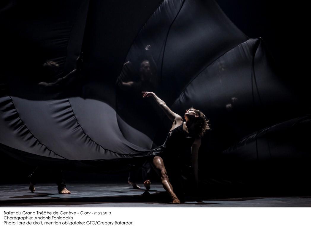 Dance-эскапизм Женевского балета: каноны на пуантах с modern-вывертом