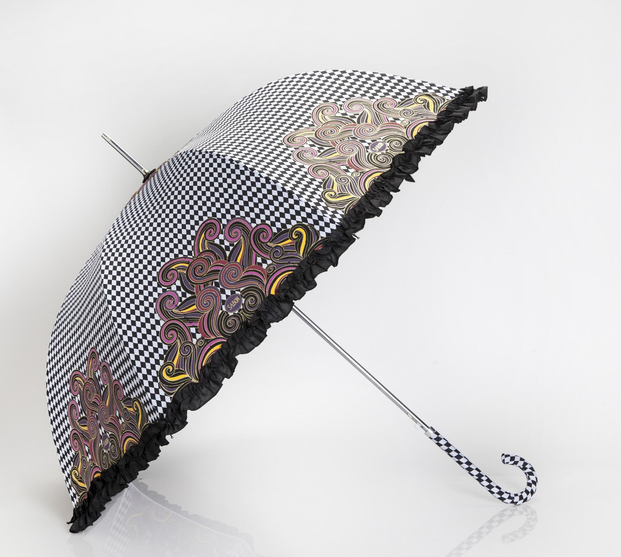 Что нам дождик проливной: новый дизайнерский зонт от Sabon