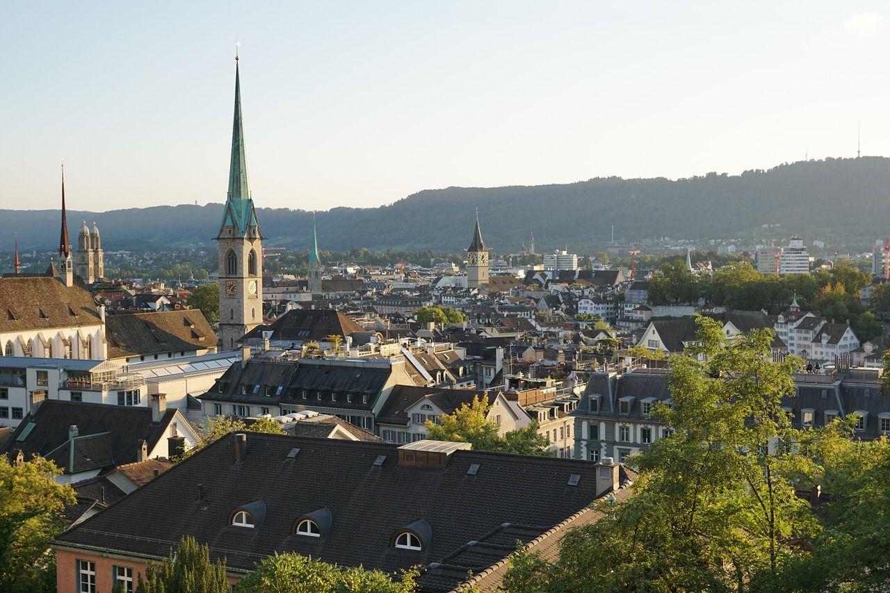 Волшебный уикенд в Цюрихе и концерт Андреа Бочелли