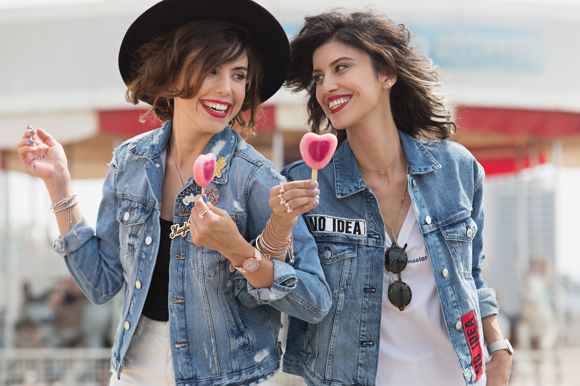 Коллекция The Duchesses от EMBOSS – о дружбе языком моды