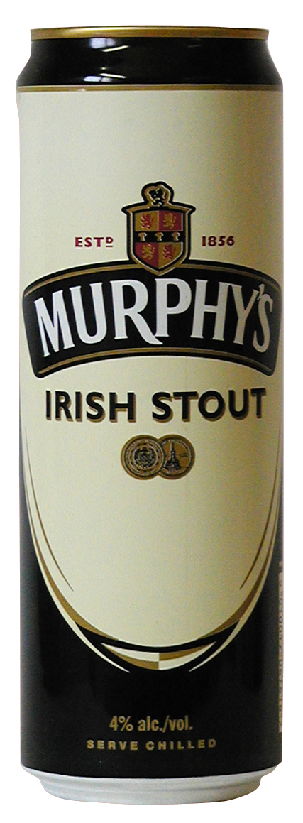 Murphy's Irish Stout – настоящий ирландский стаут