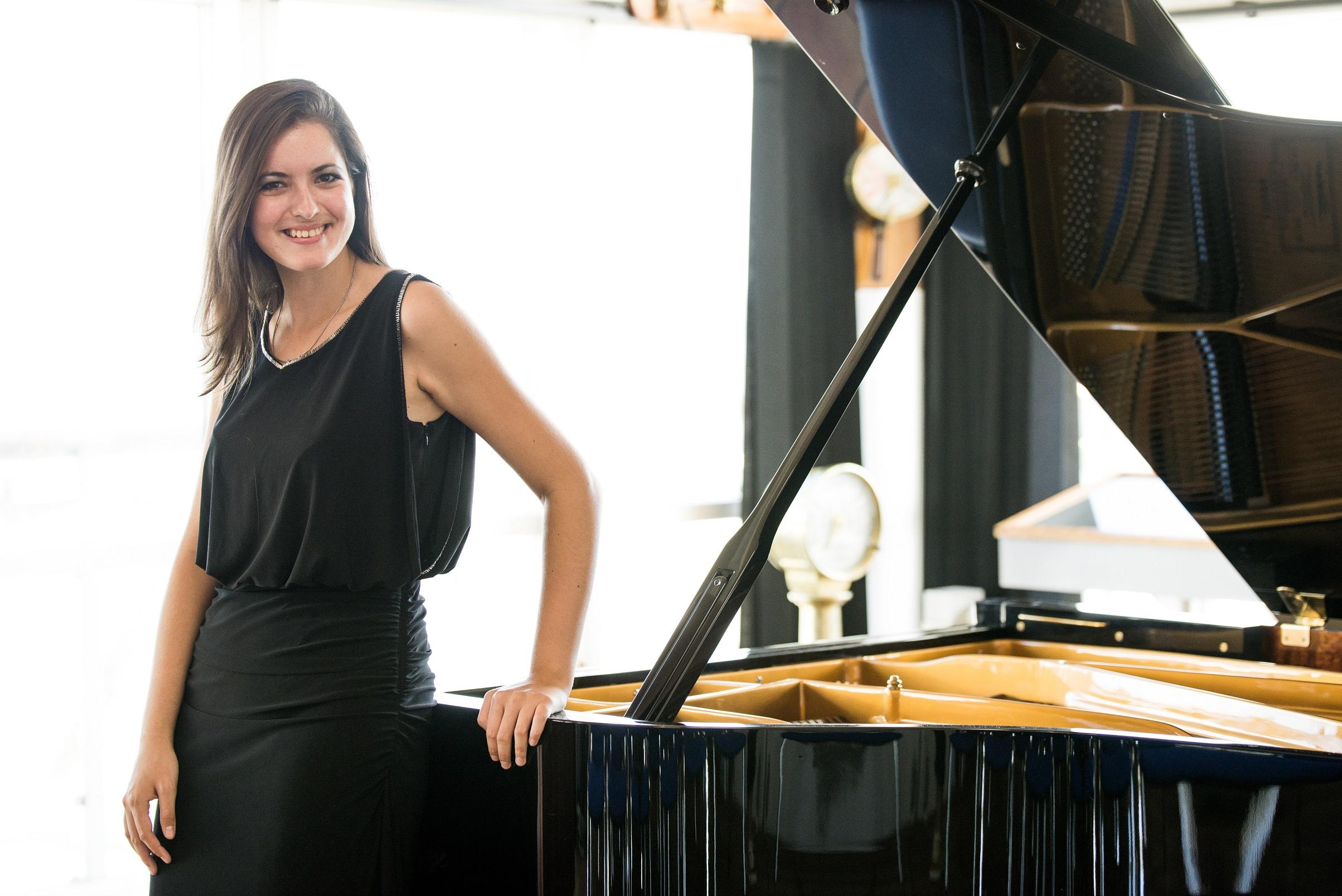 Фортепианный вечер в Ришон ле-Ционе