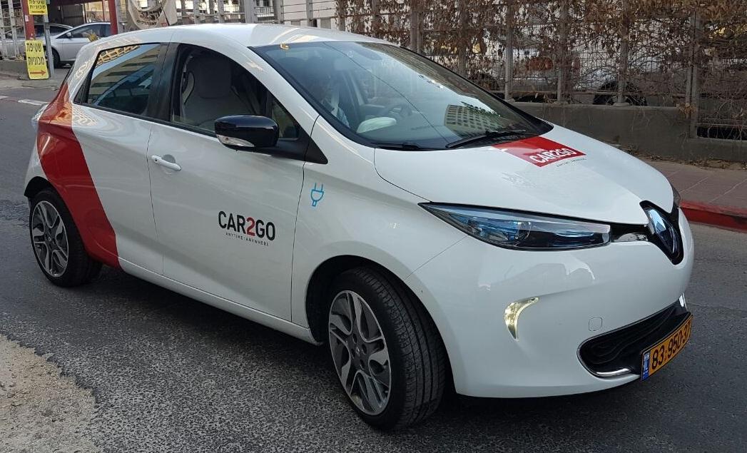 Хайфа стала первым израильским городом, в котором начнет действовать прокат электромобилей