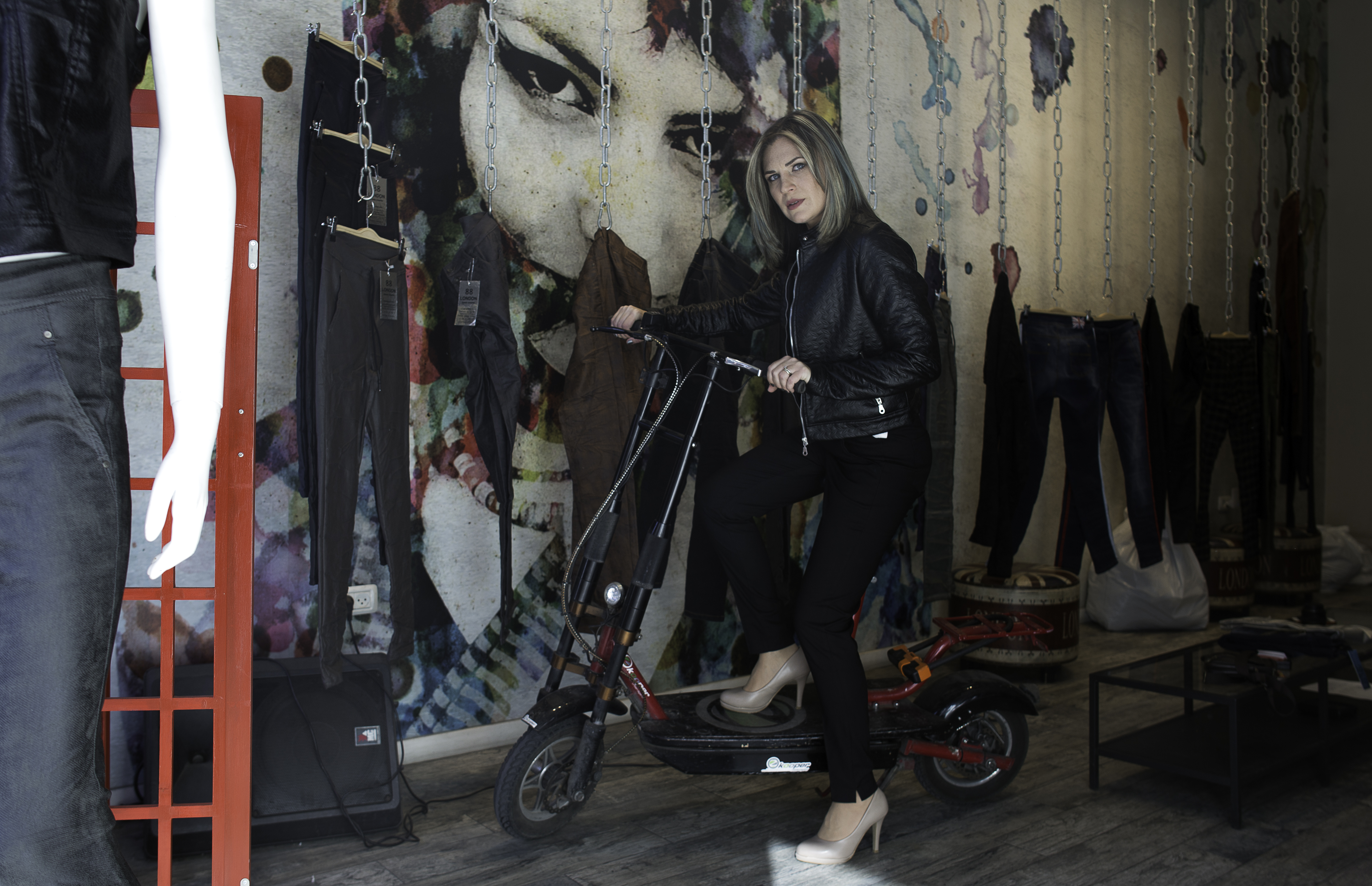 «London 88» — доступная одежда на все случаи жизни.