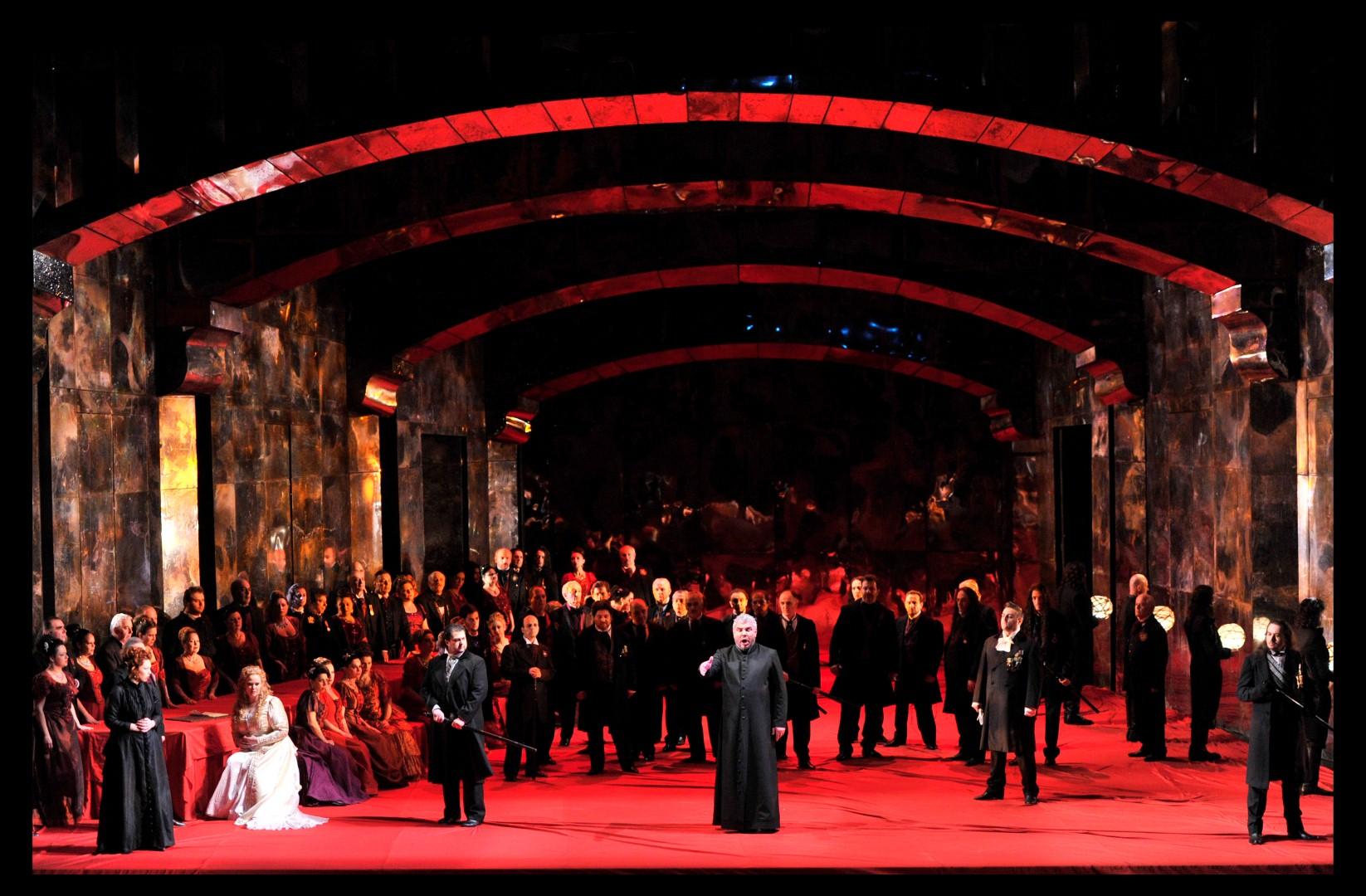 «Лючия ди Ламмермур» — опера, на которой вы обречены плакать