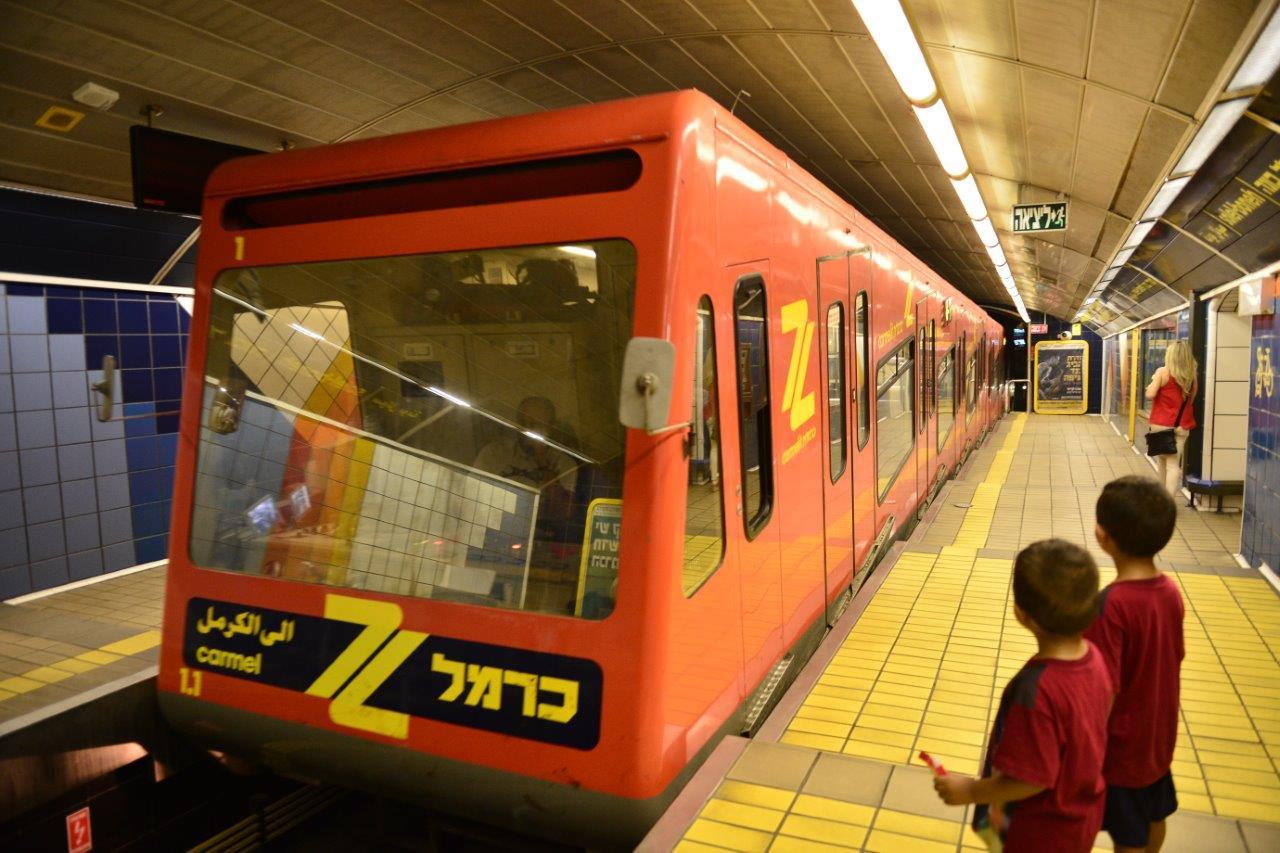 Новый статус хайфского метро