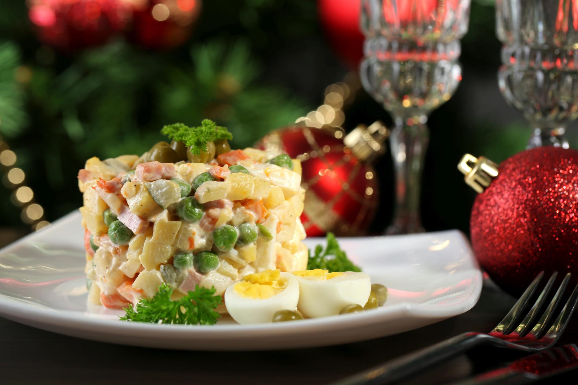 Новогоднее угощение – быстро, легко, вкусно!