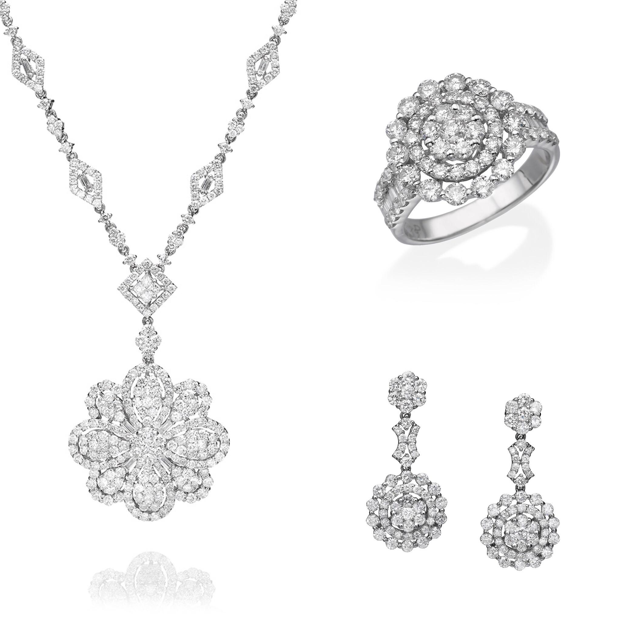 Зимняя сказка: бриллиантовая коллекция к празднику – уже в RDC