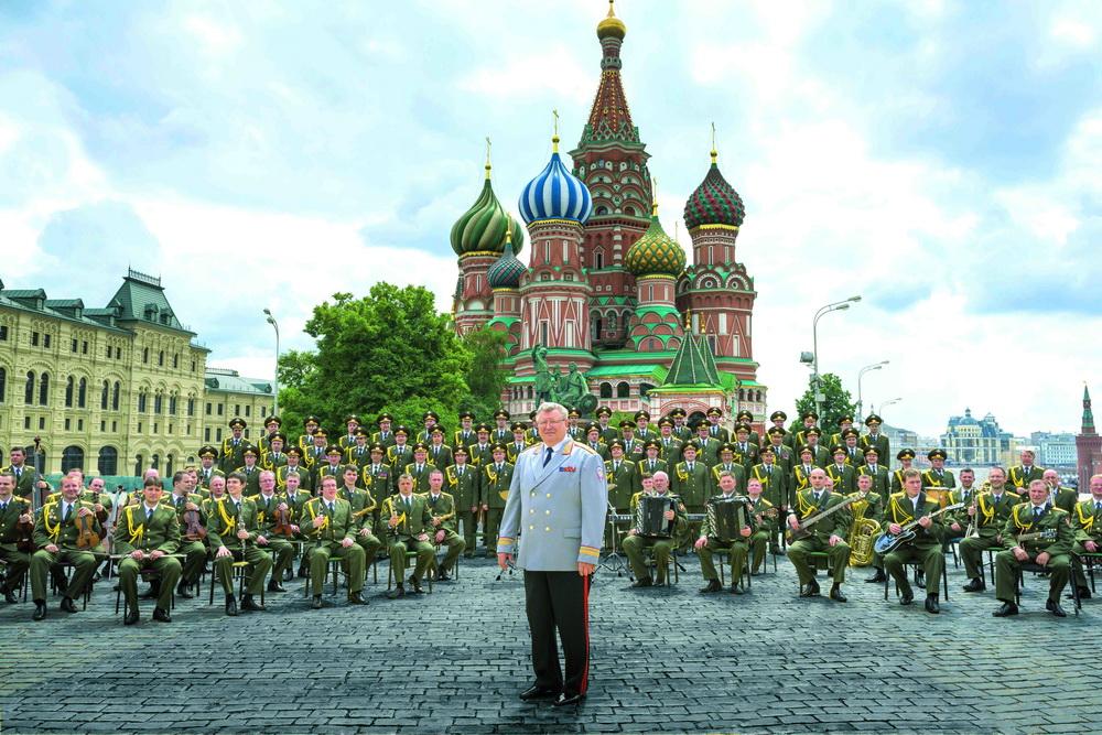 Коллектив Хора Красной Армии под руководством генерала В.П.Елисеева выражает глубокие соболезнования по поводу трагедии, которая случилась с ансамблем им. Александрова