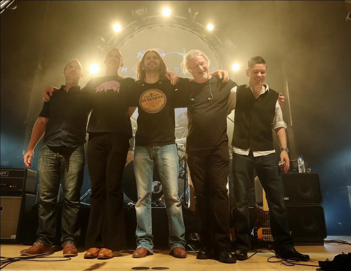 Впервые в Израиле: UK Pink Floyd Experience!