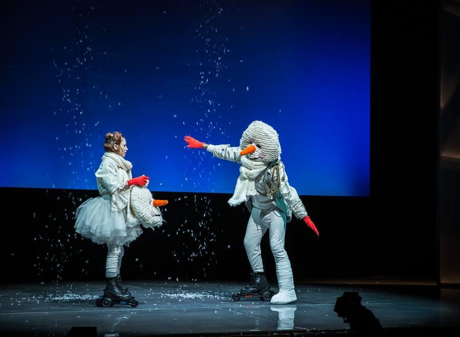 Театр «Гешер» приглашает: новые спектакли для больших и маленьких