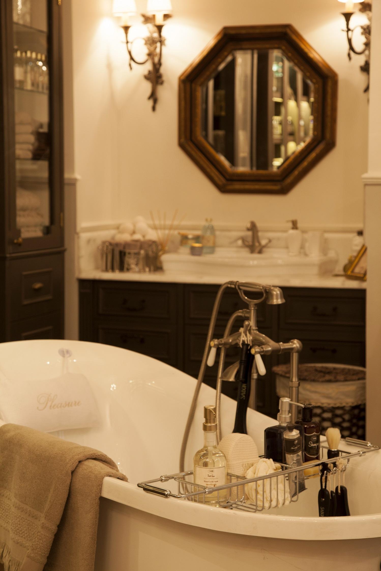 Белопенные ванны отSabon: секреты домашнего SPA со времен Клеопатры