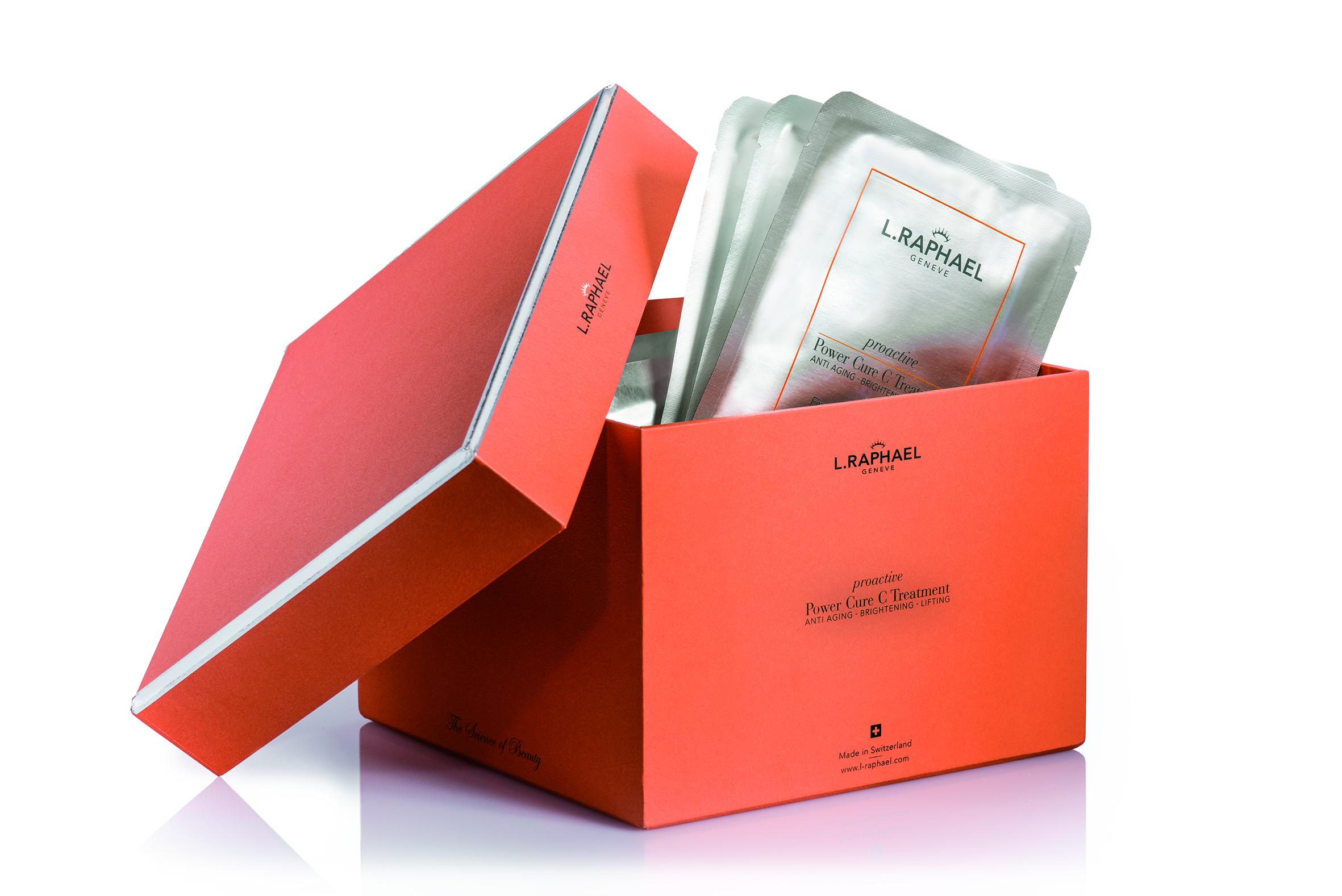 Международный бренд красоты L.Raphael продолжает радовать новинками.