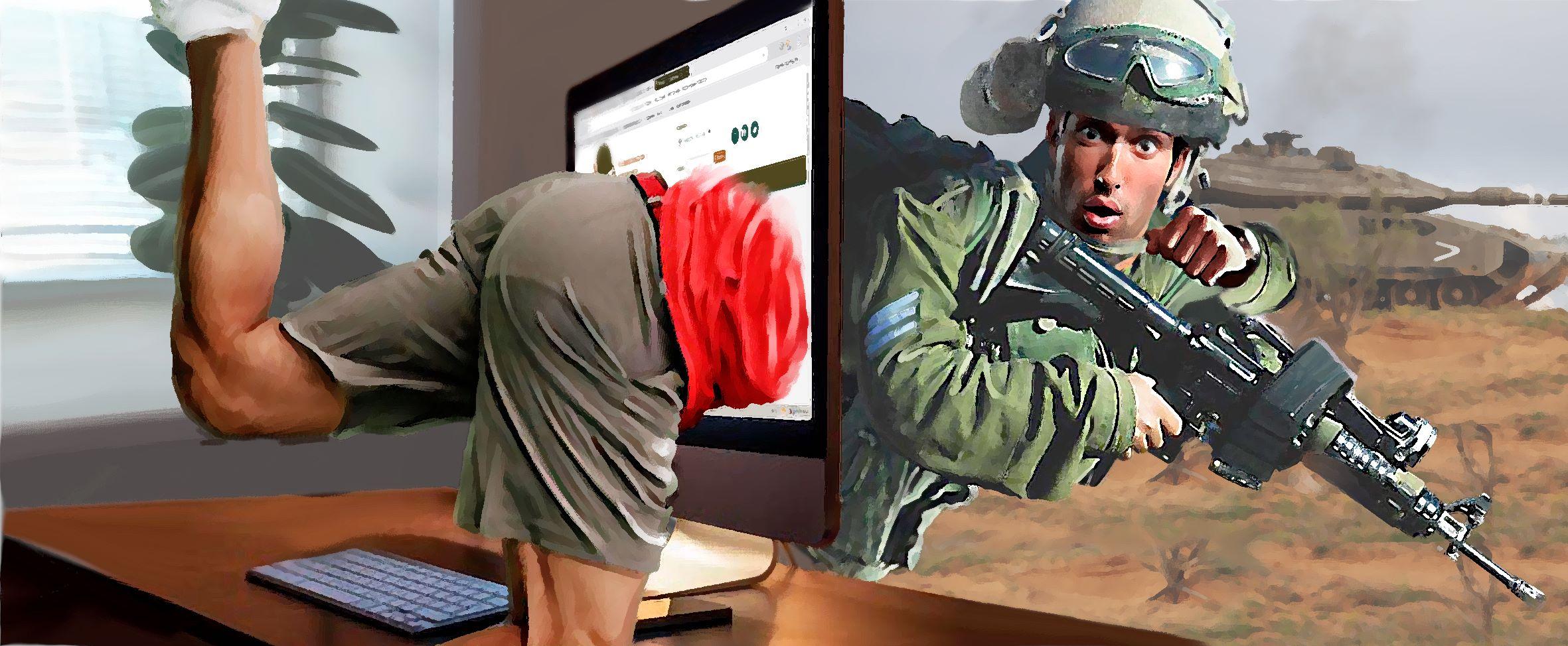 Армия и shopping: все для призывников и солдат в магазине Касда