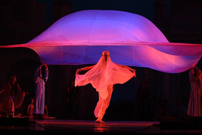 Па-де-де из балета «Корсар»
