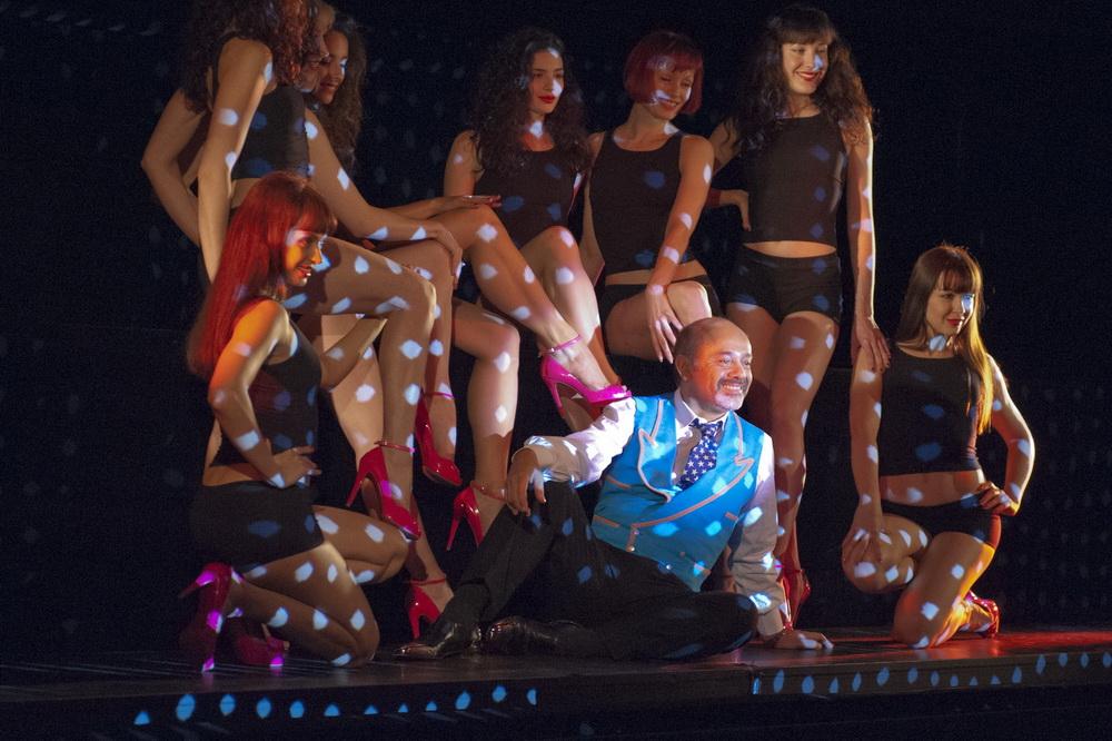 Огни парижского кабаре Crazy Horse зажгутся в Тель-Авиве