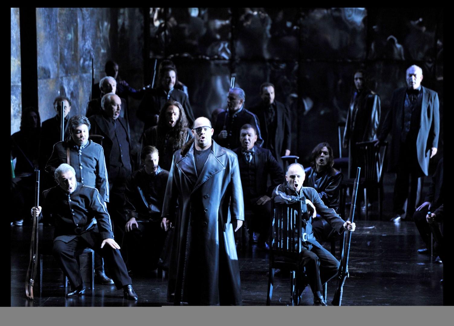 «Лючия ди Ламмермур» — экстремальные эмоции на оперной сцене