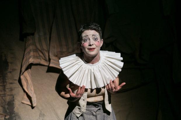 «Обнаженный клоун» впервые приедет в Израиль