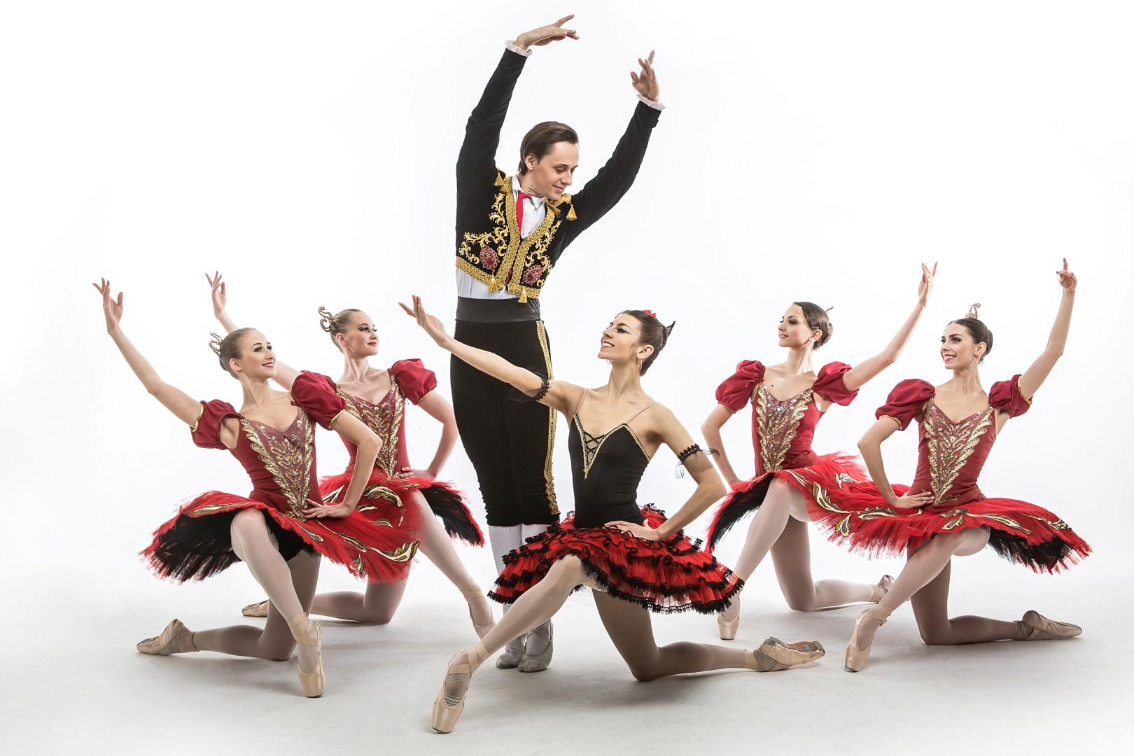 «Русский балет» из Санкт-Петербурга представит в Израиле обновленную постановку «Дон-Кихота»