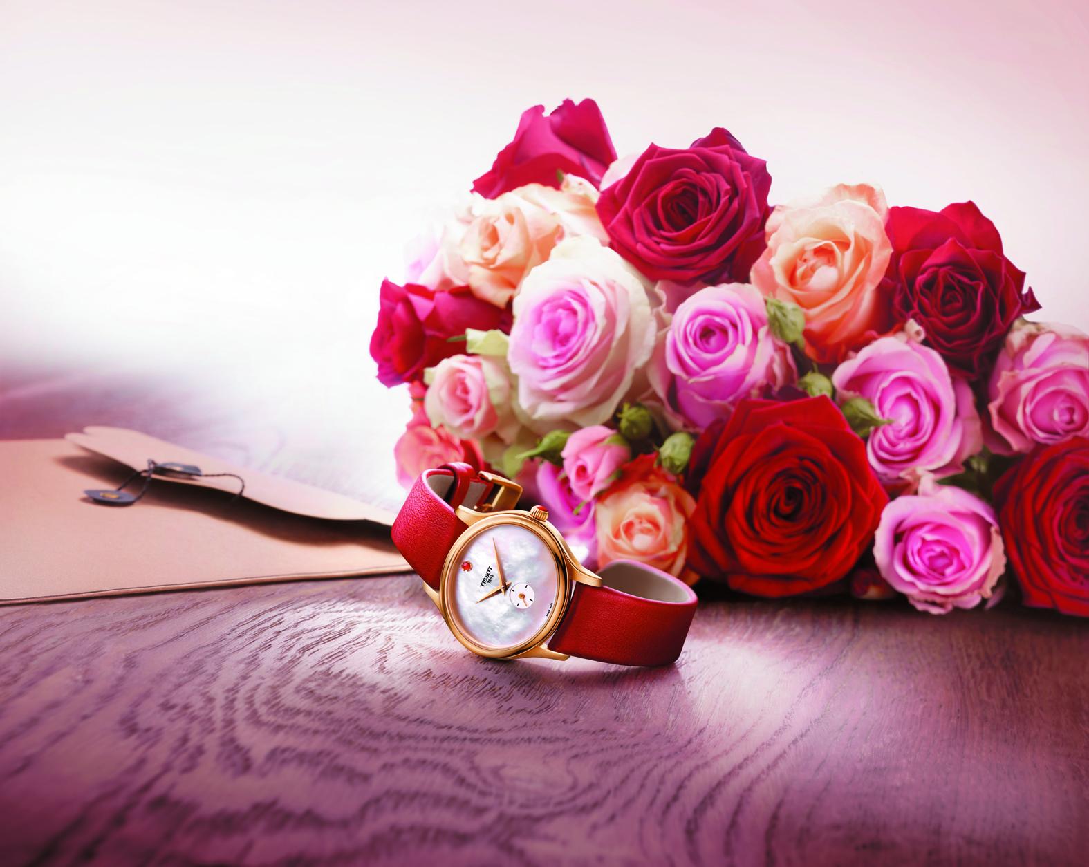Tissot Bella Ora «красивое время»