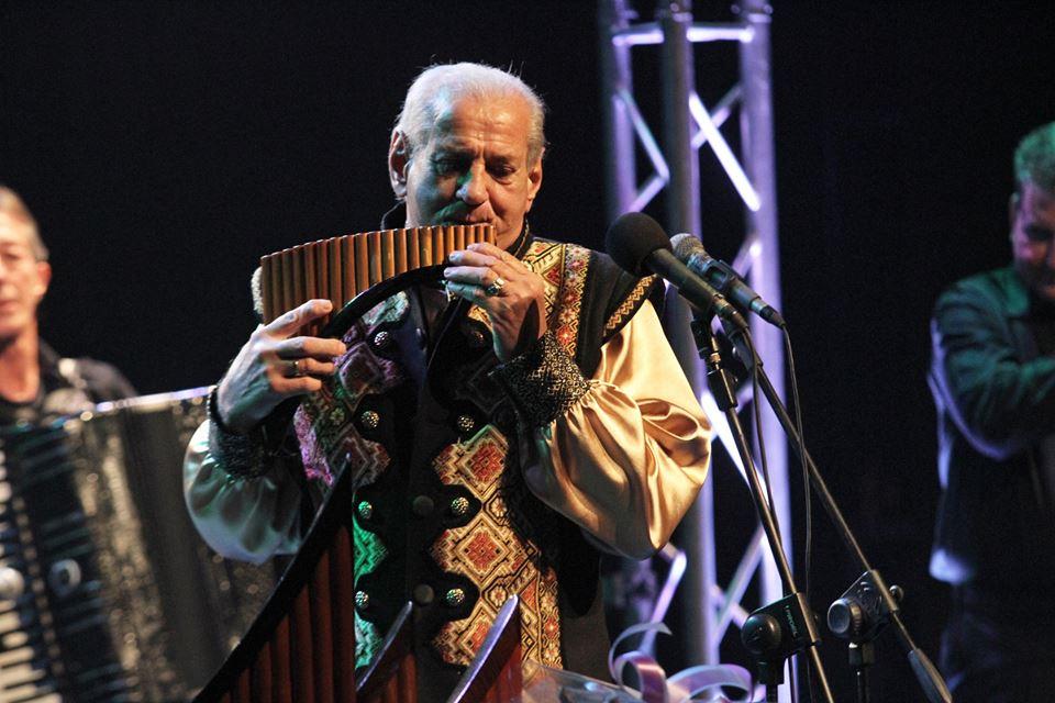 Магия флейты Георге Замфира
