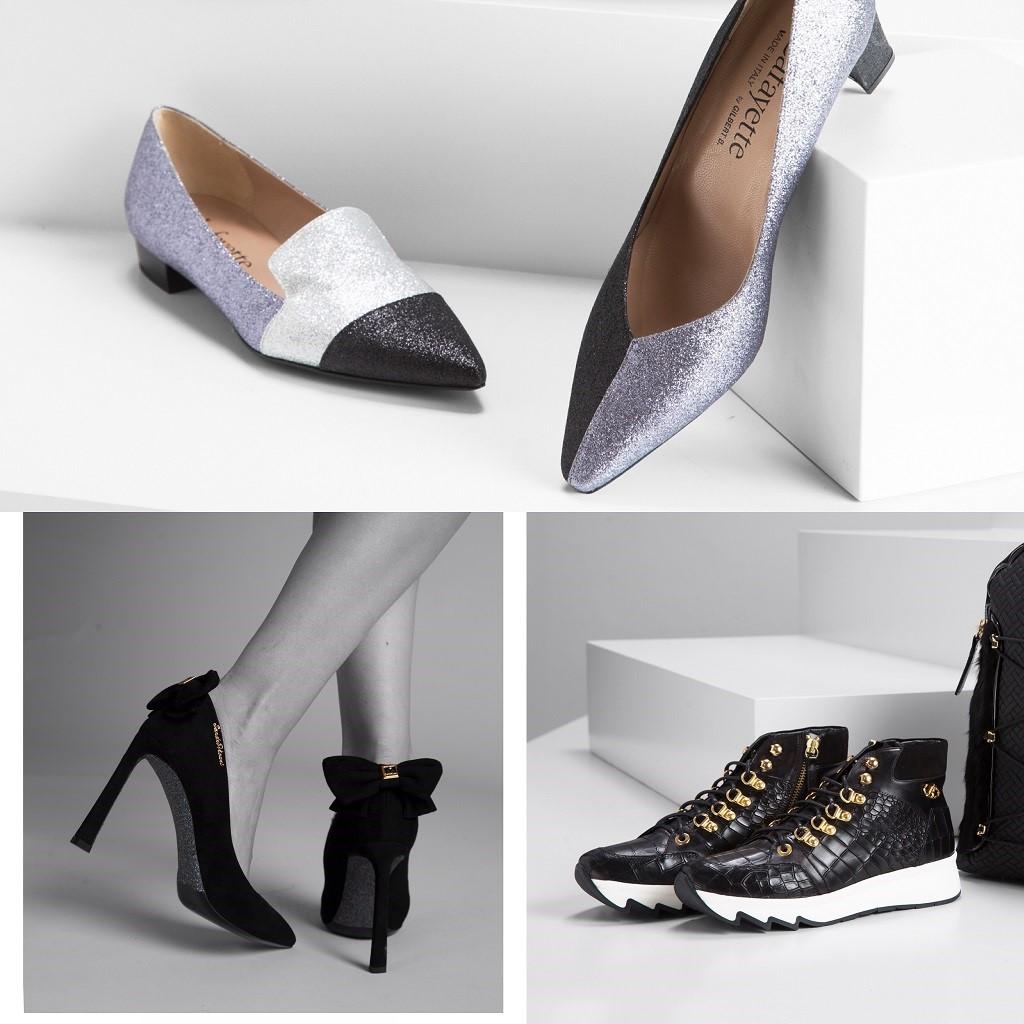 Звуки романтики от Lafayette Italy: выбираем обувь для Дня всех влюбленных