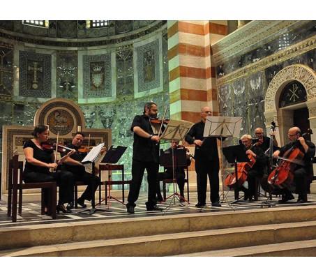 «Жемчужины музыки» во второй половине февраля: от Латруна до Хайфы
