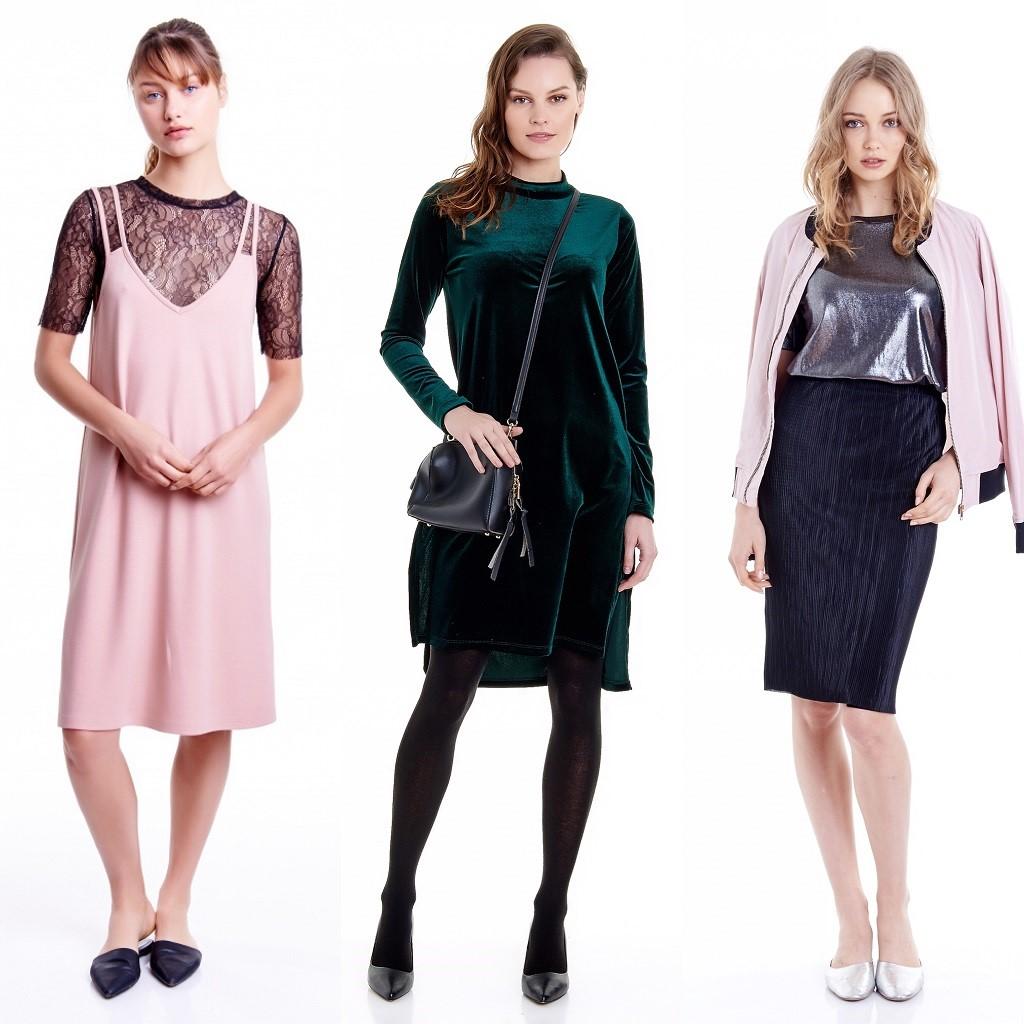 Бархат, розовый цвет и кружево – атрибуты модного образа ко Дню всех влюбленных от Honigman