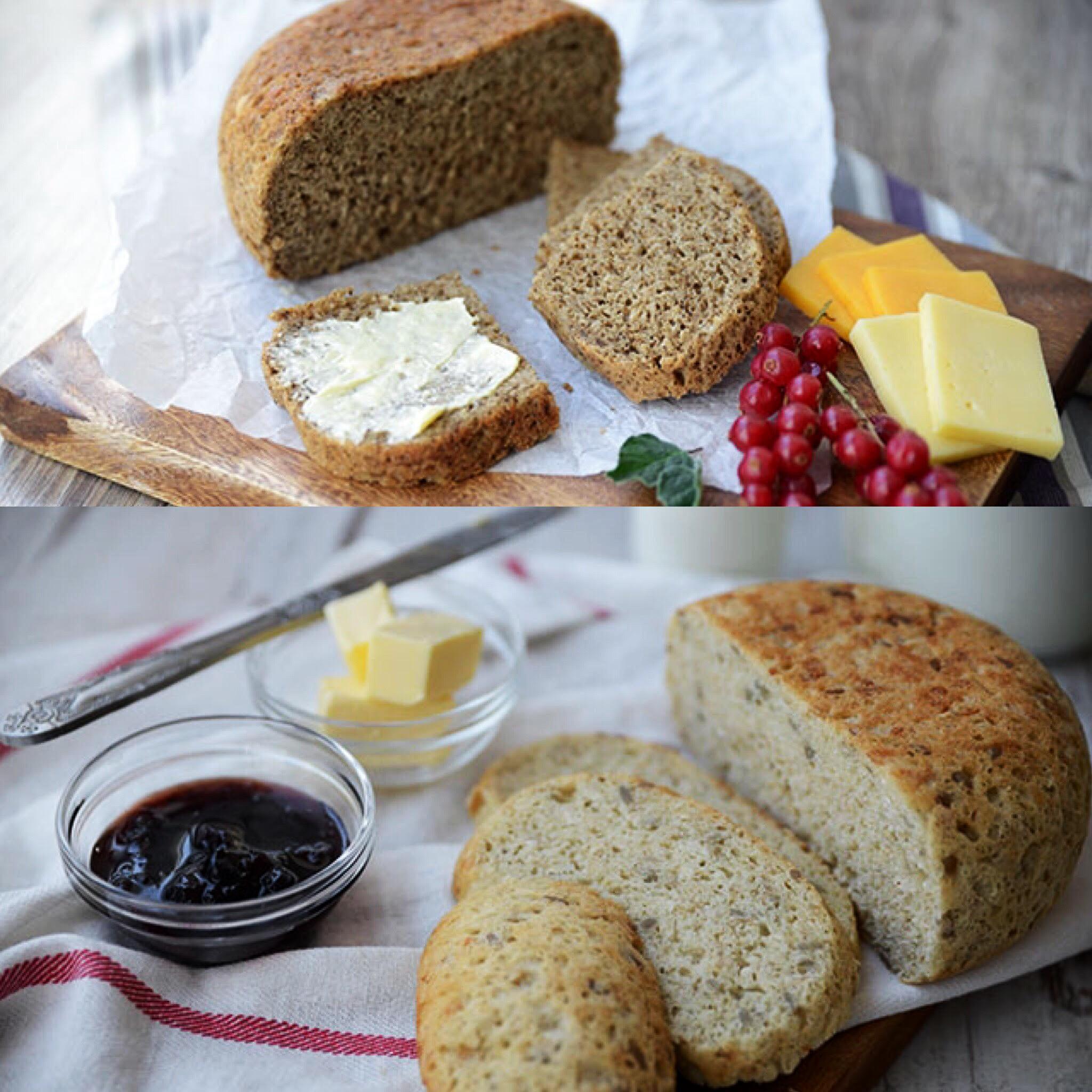 Хлебный край: эксклюзивные рецепты домашнего хлеба, которые сделают из вас настоящего пекаря