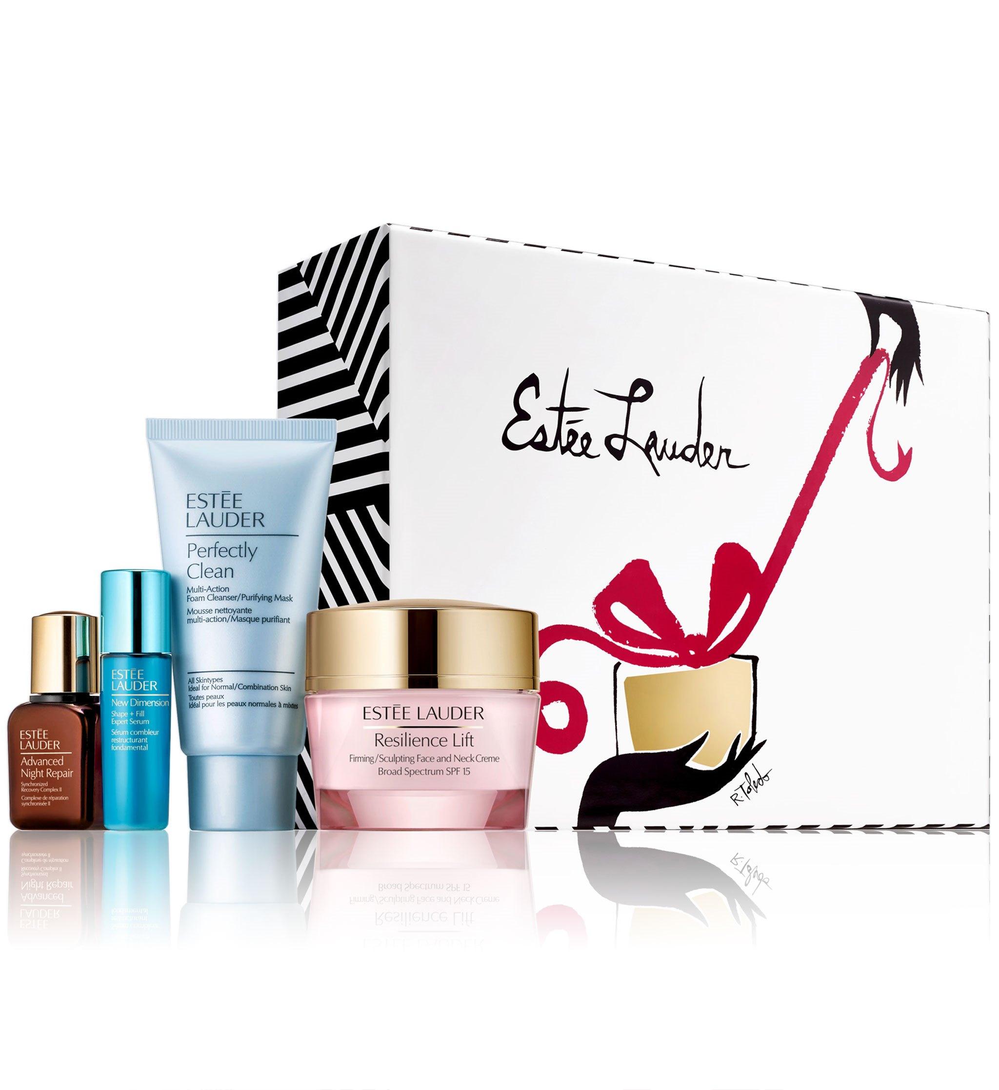 Идеальный подарок от Estee Lauder ко Дню Валентина: коробочка Resilience