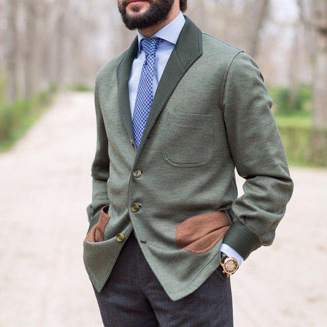 «Man Style»: просто и чуть небрежно