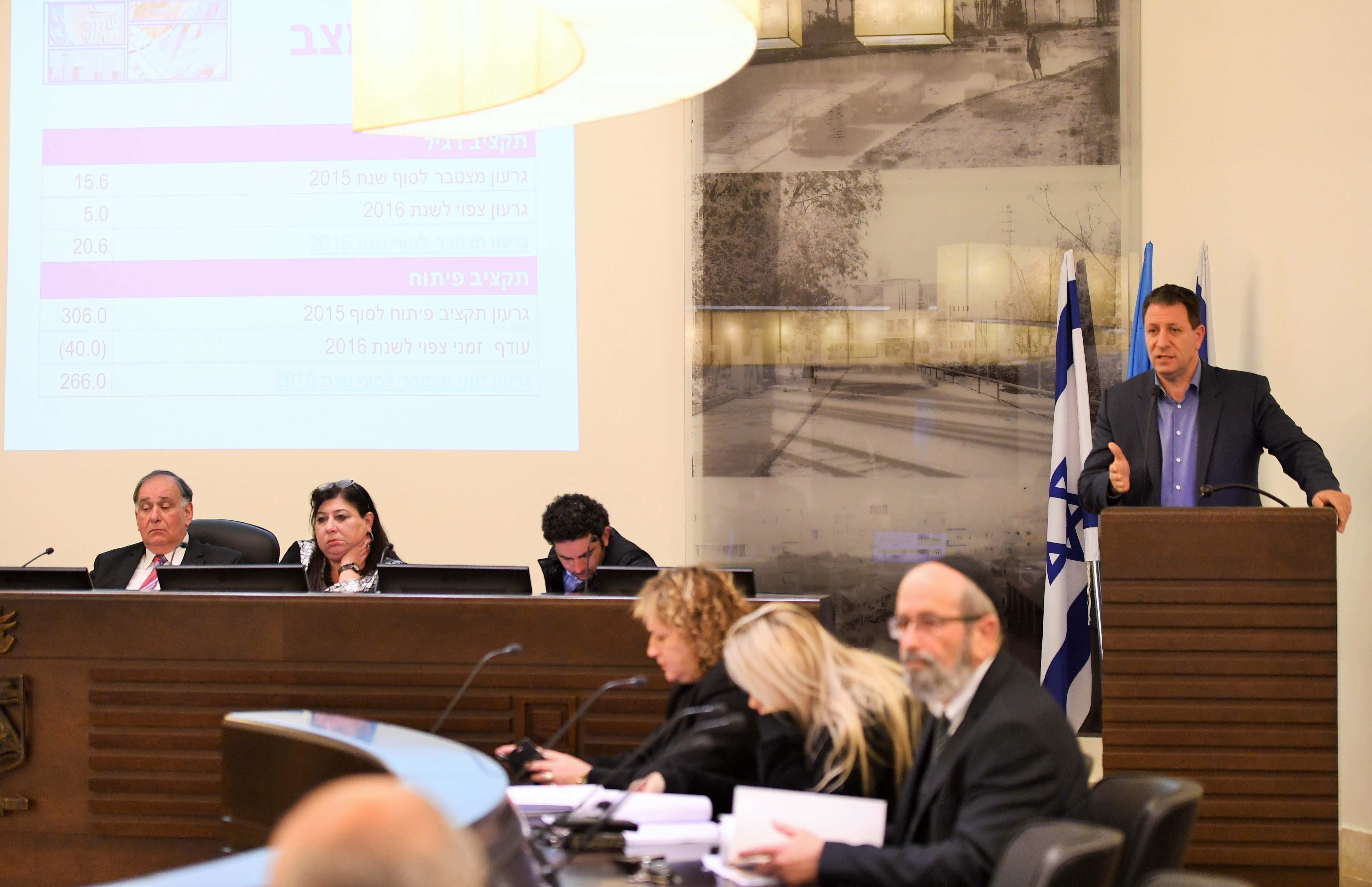 Муниципальный бюджет Хайфы на 2017 год составит 3,571 млрд шекелей