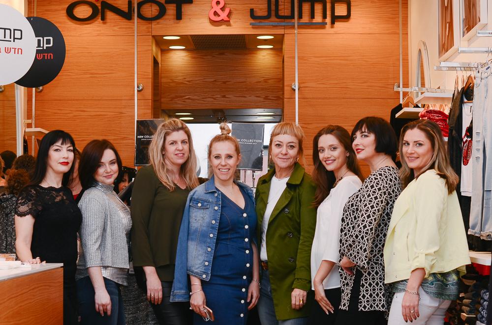 «8 женщин 8 марта» и Onot & Jump: эффектность весны