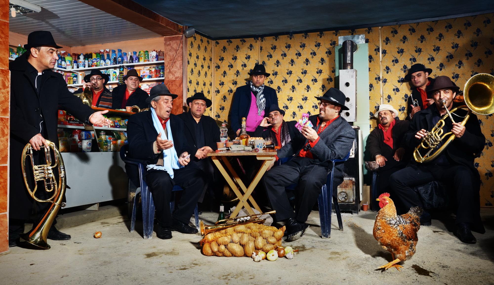 Кустурица и «Время цыган» в Израиле: международный фестиваль балканской и цыганской музыки