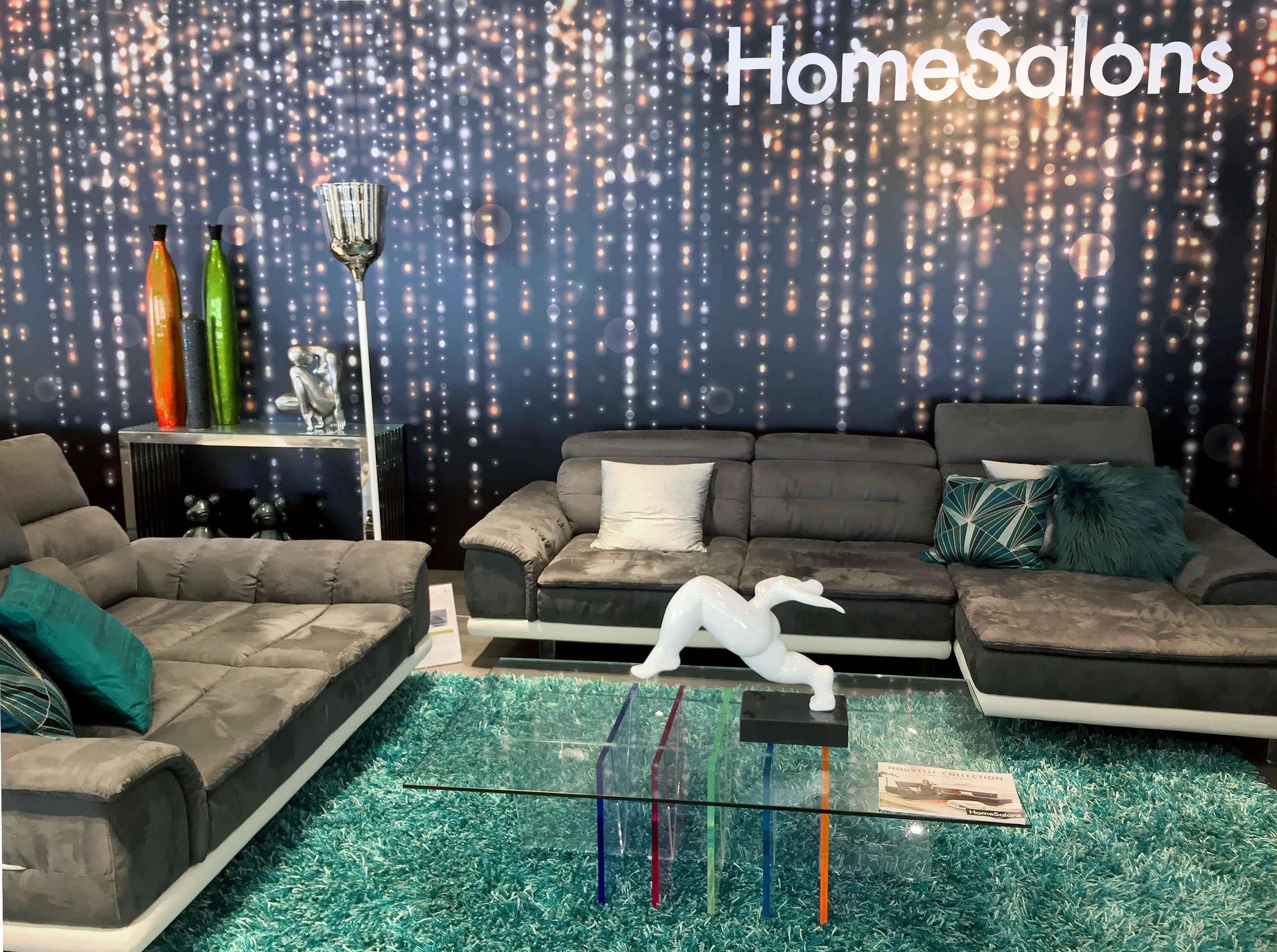 Home Salons: диваны, которые изменят вашу гостиную