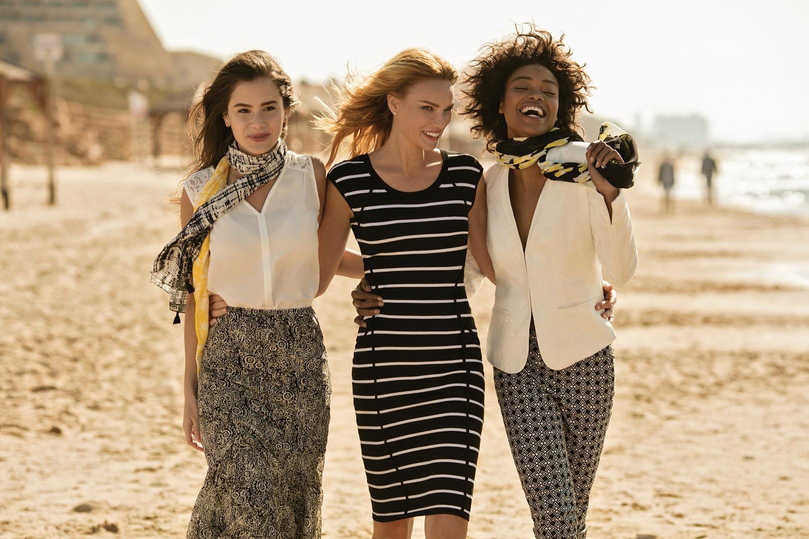 Весна снова в моде: первые модели из новой весенней коллекции Crazy Line уже в магазинах