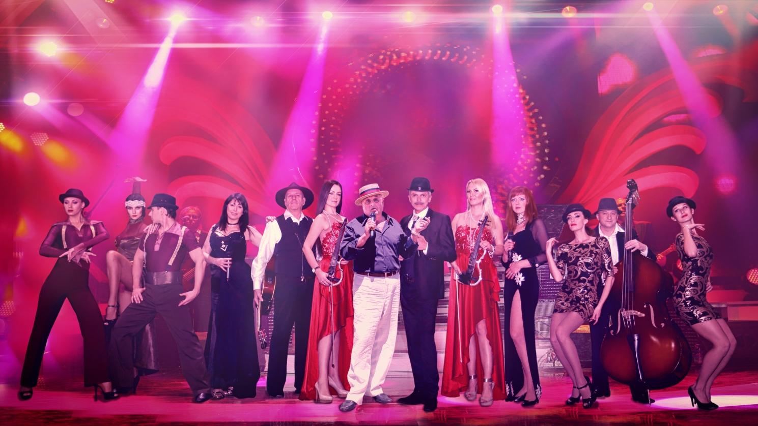 Концертный шоу-проект о легендарном Мишке Япончике