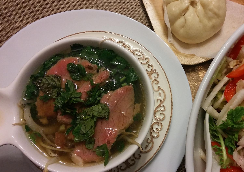 Сытный суп – философия холодной зимы